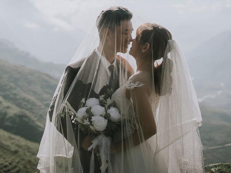 Ảnh cưới cao cấp tại SaPa