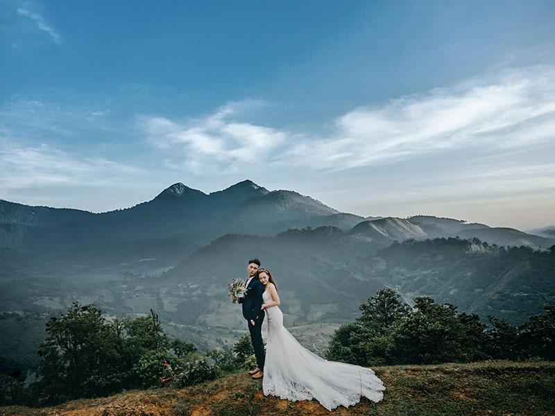 Sapa luôn là địa điểm chụp ảnh cưới thơ mộng