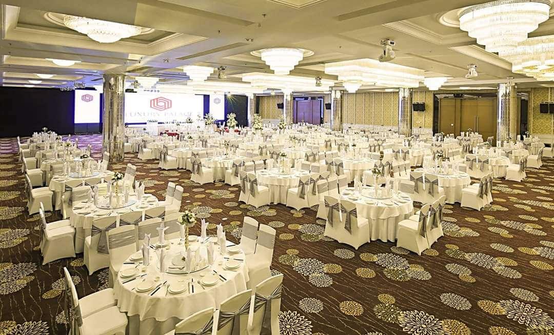 Trung Tâm Hội Nghị Tiệc Cưới Luxury Palace-