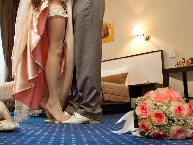 Hãy chuẩn bị sẵn sàng để có 1 đêm tân hôn đáng nhớ nhé