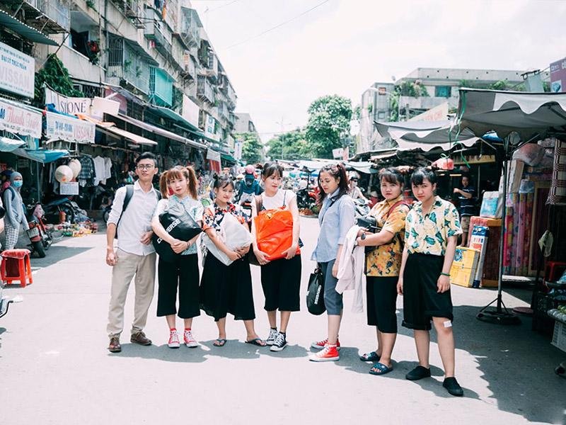 Chụp kỷ yêu tại Sài Gòn đã thịnh hành từ lâu