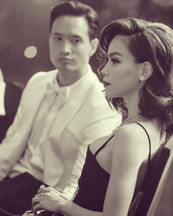 Kim Lý cầu hôn Hà Hồ
