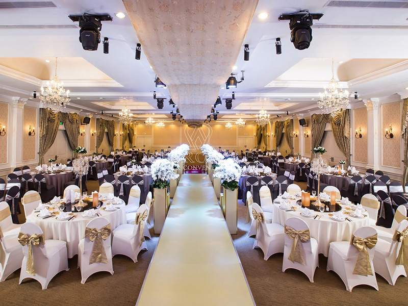 Nhà tiệc cưới Metropole