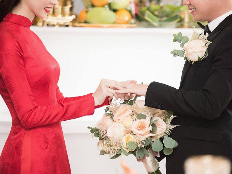 Nghi thức cưới ở nhà gái