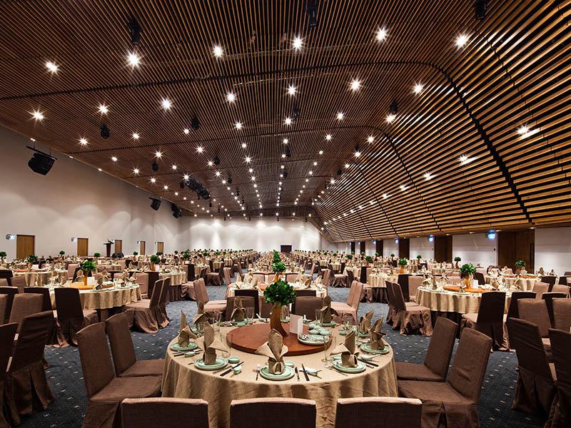 Trung tâm tiệc cưới xa hoa - GEM Centre