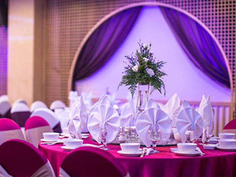 Nhà hàng tiệc cưới quận 1 Bách Việt