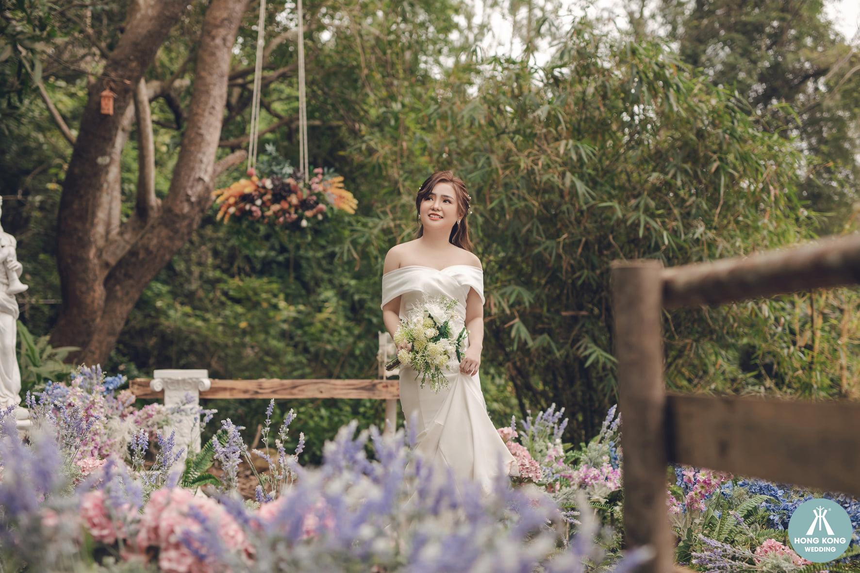 Hồng Kông Studio - studio chụp ảnh cưới ở Tp.HCM