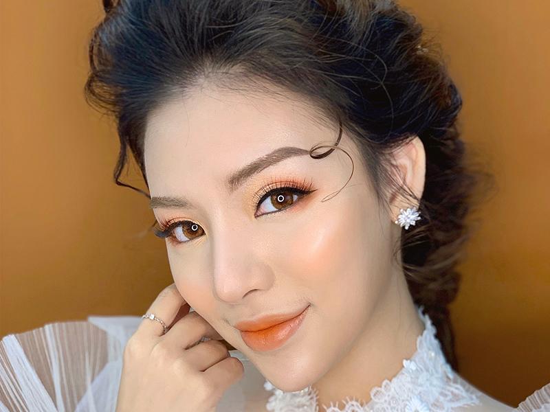 Makeup phong cách Pastel