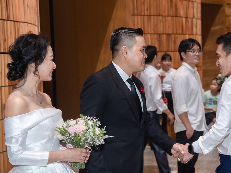 Dịch vụ tiệc cưới tại White Palace