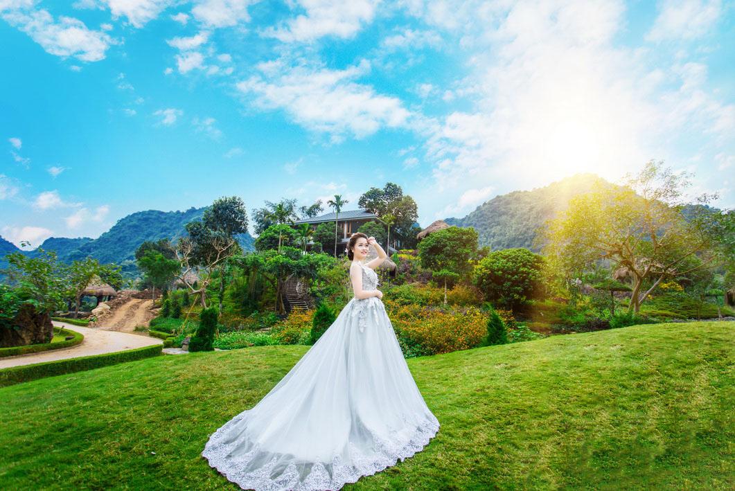 Thung Nham - Địa điểm chụp ảnh cưới tại Ninh Bình