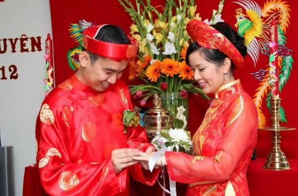 kiêng 2 đám cưới trong 1 năm