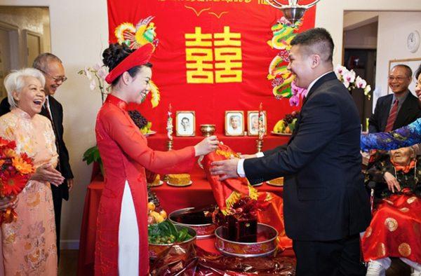 Văn hóa cưới nước ta