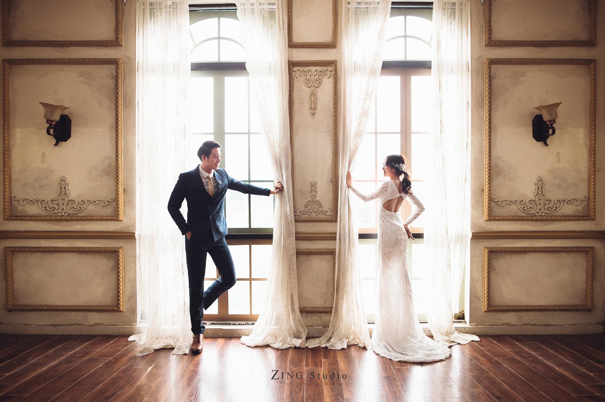Zing Studio - Chụp ảnh cưới đẹp tại Bắc Giang