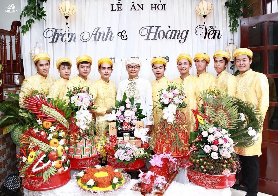 Lễ nạp tài như thế nào tùy thuộc vào sự thách cưới của nhà gái